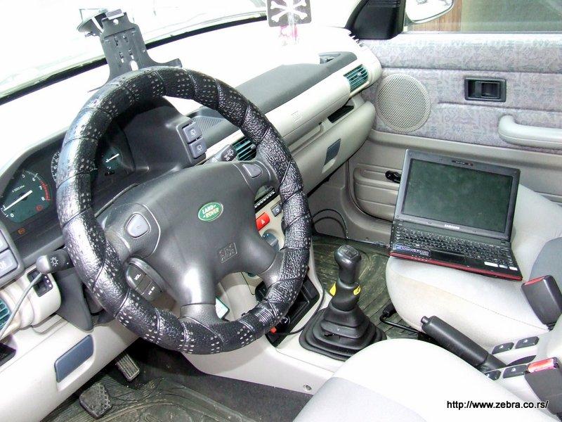 Montaza auto gasa 9