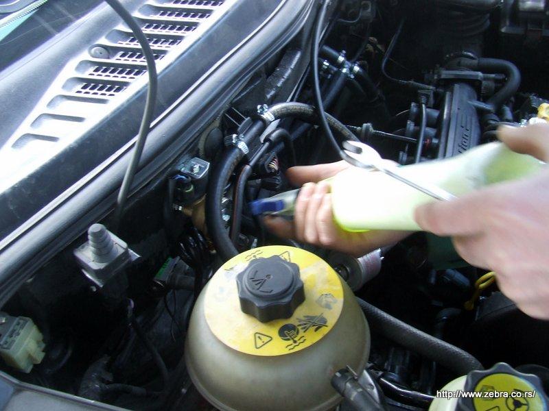 Montaza auto gasa 13