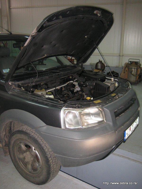 Montaza auto gasa 32