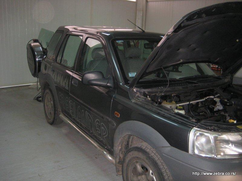 Montaza auto gasa 30